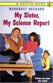 My sister, my science report PDF