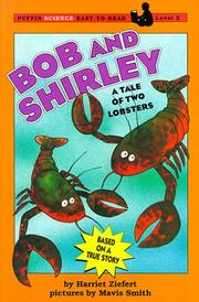Bob and Shirley by Harriet Ziefert