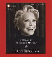 Lessons in Becoming Myself PDF