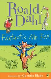 Cover of: Fantastic Mr. Fox | Roald Dahl