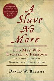 A Slave No More PDF