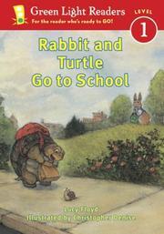 Rabbit and Turtle Go to School PDF