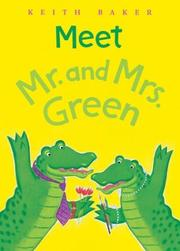 Meet Mr. and Mrs. Green (Mr. And Mrs. Green) PDF