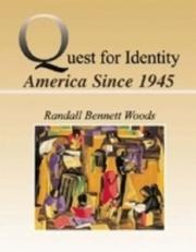 Quest for identity PDF
