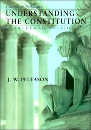 Understanding the constitution by Edward S. Corwin