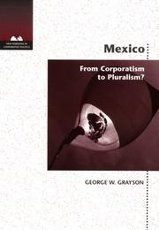 Mexico by George W. Grayson