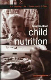 Handbook of child nutrition PDF