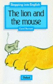The Lion and the Mouse (American English Readers, Level 1) PDF