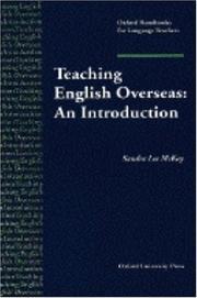 Teaching English Overseas PDF