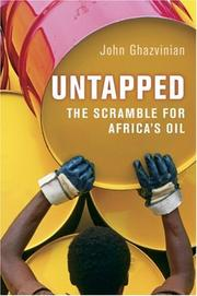 Untapped by John Ghazvinian