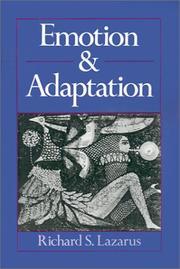 Emotion and adaptation PDF