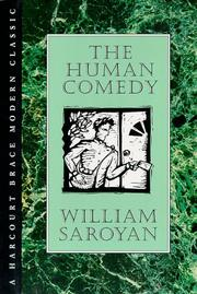 The human comedy by Saroyan, William