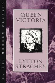 Cover of: Queen Victoria by Lytton Strachey