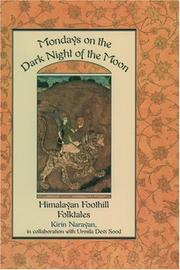 Mondays on the dark night of the moon by Kirin Narayan