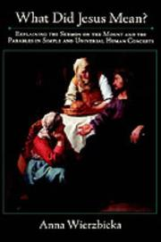 What did Jesus Mean? PDF