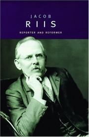 Jacob Riis by Janet B. Pascal