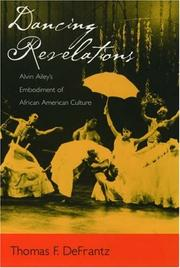 Dancing Revelations by Thomas F. DeFrantz