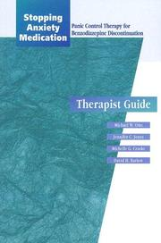 Stopping Anxiety Medication (SAM): Panic COntrol Therapy for Benzodiaepine Discontinuation Therapist Guide (Treatments That Work) PDF