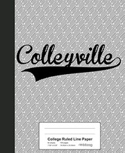 College Ruled Line Paper