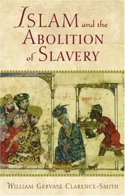 Islam and the abolition of slavery by W. G. Clarence-Smith