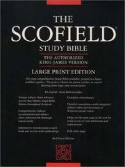 The Old ScofieldRG Study Bible, KJV PDF