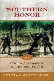 Southern Honor PDF