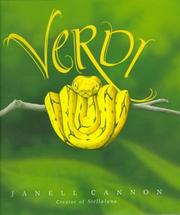 Verdi by Janell Cannon