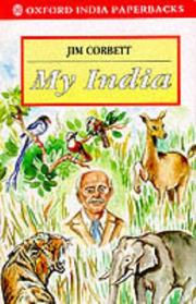 My India by Corbett, Jim