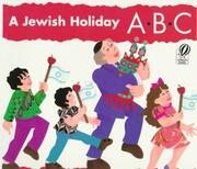 A Jewish holiday ABC PDF