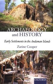 Archaeology and history by Zarine Cooper