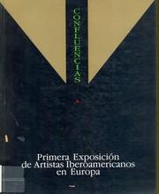 Confluencias.Primera Exposición de Artistas Iberoamericanos en Europa