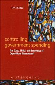 Controlling government spending PDF