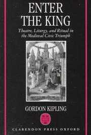 Enter the king by Gordon Kipling