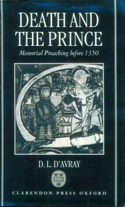 Death and the prince PDF