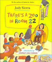 There&#39;s a Zoo in Room 22 by Judy Sierra