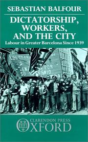 Dictatorship, workers, and the city PDF
