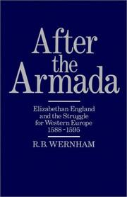 After the Armada by R. B. Wernham