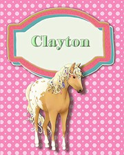 Handwriting and Illustration Story Paper 120 Pages Clayton