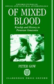 Of mixed blood PDF