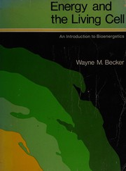 Energy and the living cell