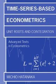 Time-series-based econometrics PDF