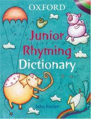 Oxford Junior Rhyming Dictionary PDF
