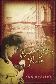 Cover of: Brooklyn Rose by Ann Rinaldi