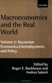 Macroeconomics and the real world