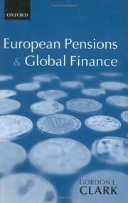 European Pensions & Global Finance (Economics & Finance) PDF