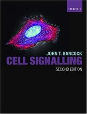 Cell signalling by John T. Hancock