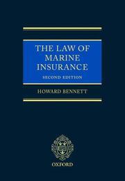 Law of Marine Insurance PDF