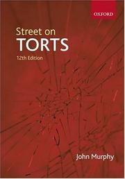 Street on Torts