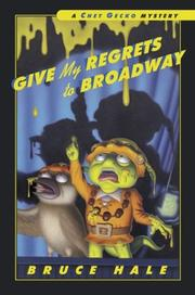 Give my regrets to Broadway PDF