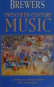 Brewers twentieth-century music.